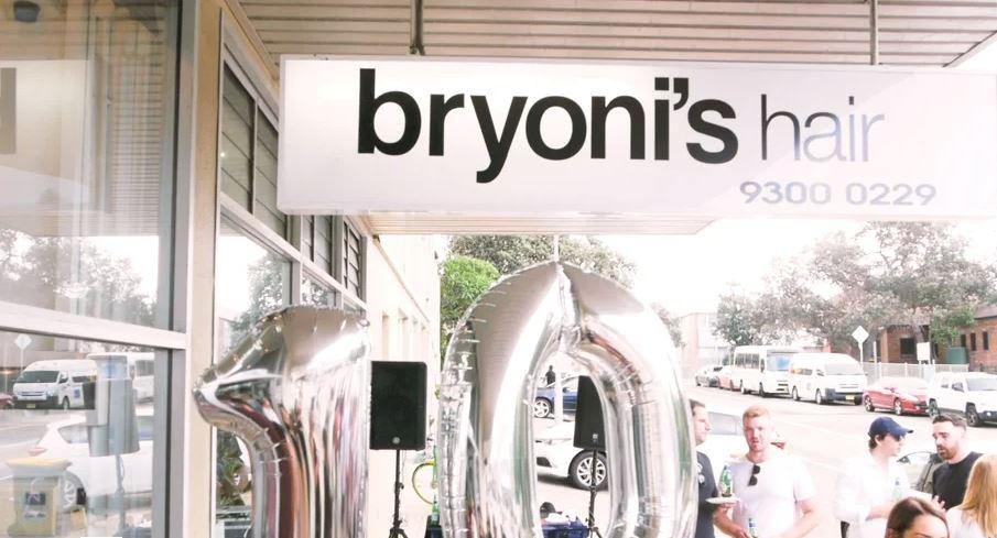Bryoni's 10 Year Anniversary